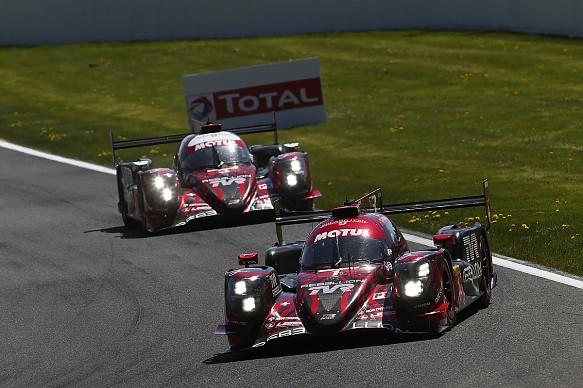 Rebellion Racing Spa 6 Hours WEC Andre Lotterer Neel Jani Bruno Senna Gustavo Menezes Thomas Laurent Mathias Beche