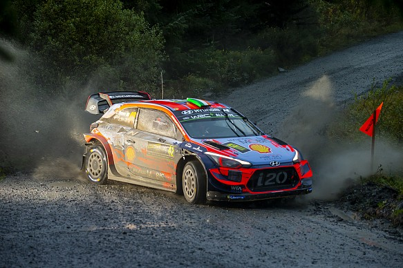 Breen Hyundai WRC 2019