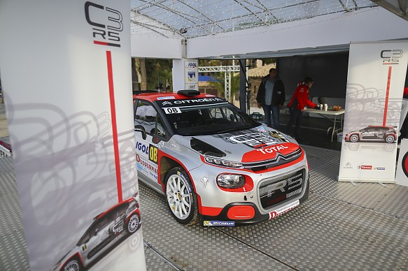 citroen wants instant wrc2 title win from new r5 and lefebvre wrc news. Black Bedroom Furniture Sets. Home Design Ideas