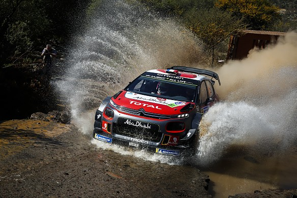 Sebastian Loeb Rally Mexico 2018