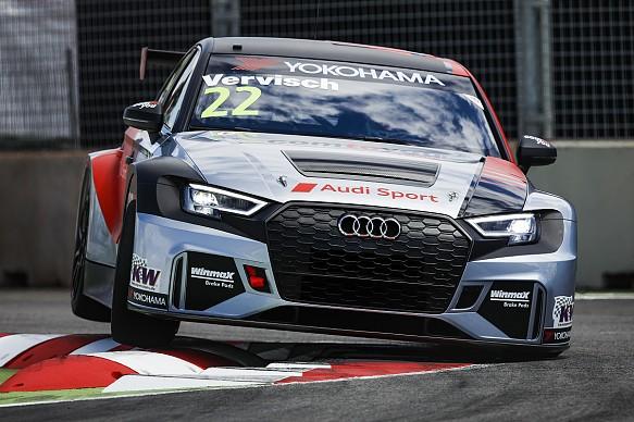 Frederic Vervisch Audi WTCR Marrakech 2019