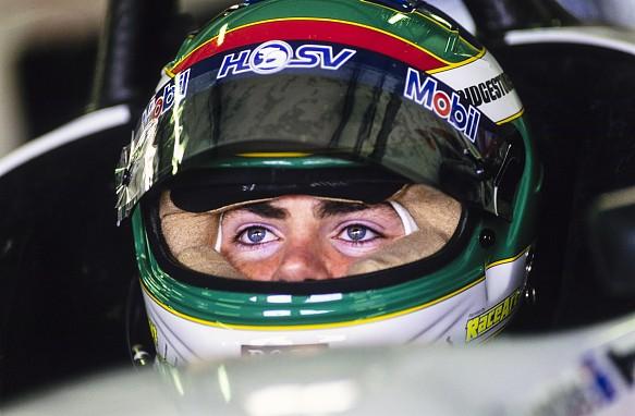 Craig Lowndes 1997 European F3000