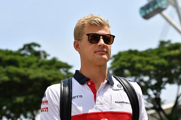 Marcus Ericsson F1 2018