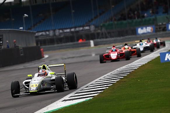 Alex Walker British F4 2019 JHR Developments Silverstone National