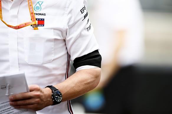 Mercedes Monaco Grand Prix 2019 armband Lauda