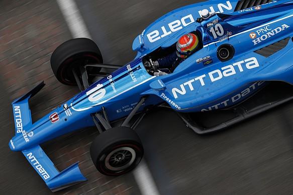 Ed Jones Ganassi IndyCar 2018 NTT