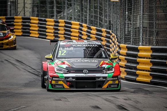 Rob Huff WTCR 2018 Macau