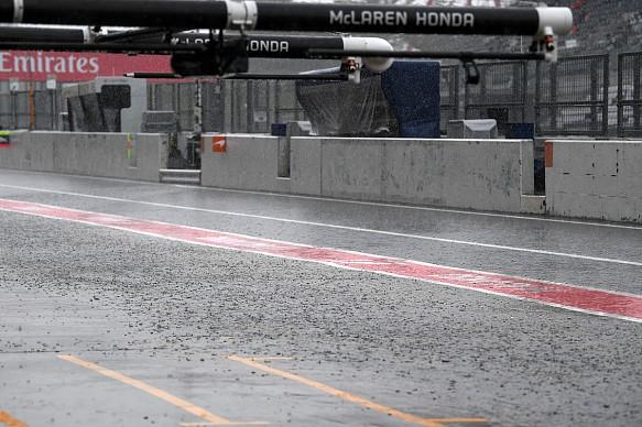 Japanese GP rain F1 2017