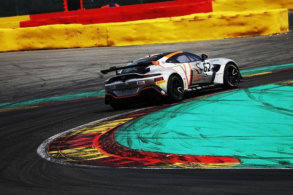 Alex Toth-Jones British GT Spa