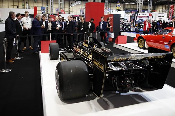 Lotus Autosport International 2020