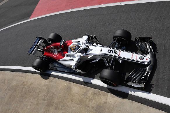 Marcus Ericsson Sauber British Grand Prix 2018