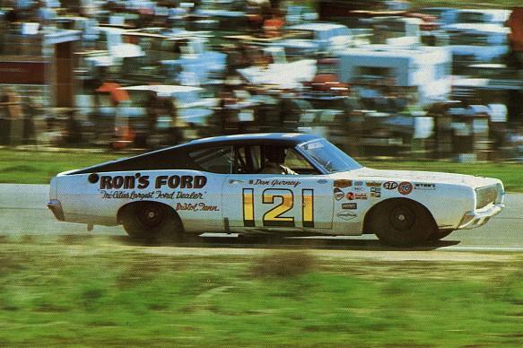 Dan Gurney1968 Riverside NASCAR