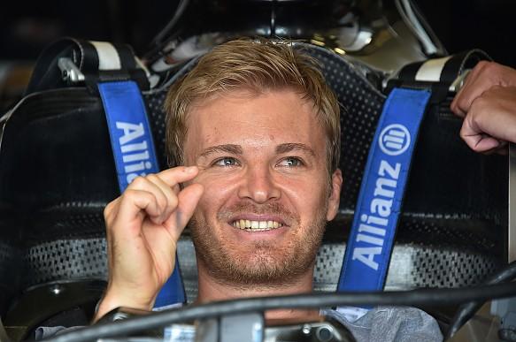Nico Rosberg F1 2018