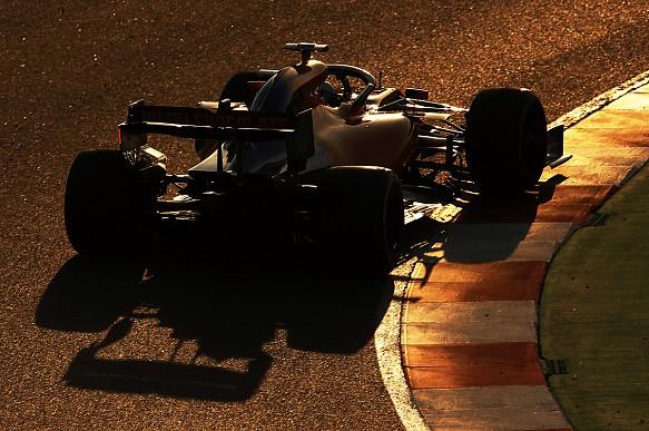 McLaren Barcelona F1 testing 2019
