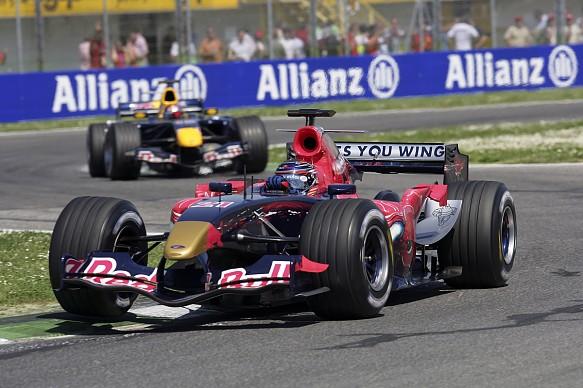 Scott Speed Toro Rosso F1 2006