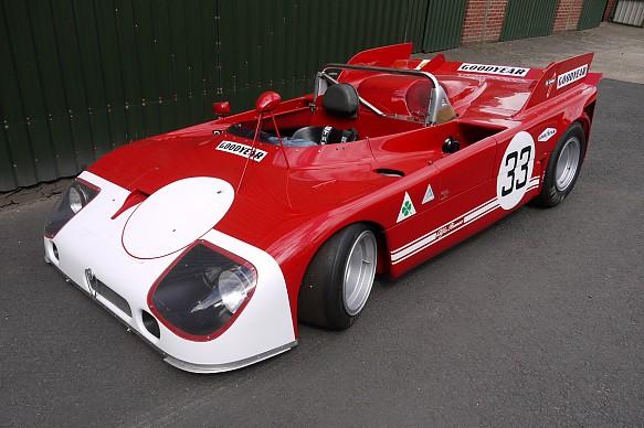 Alfa Romeo T33/3 KW Heritage