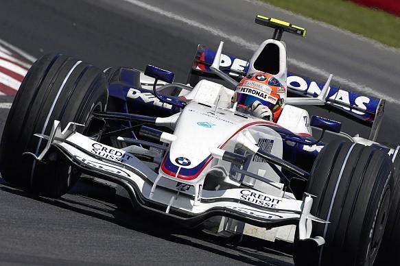 Kubica BMW Canadian GP F1 2008