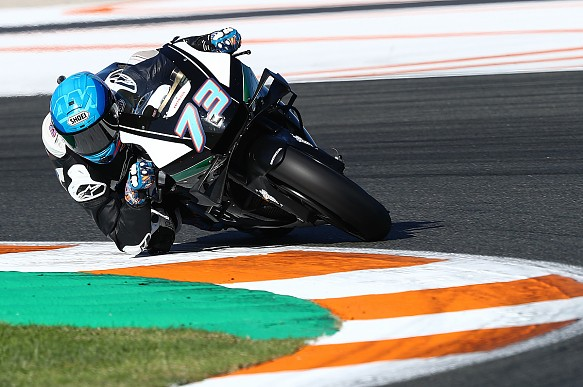 Alex Marquez 2019 Valencia MotoGP test