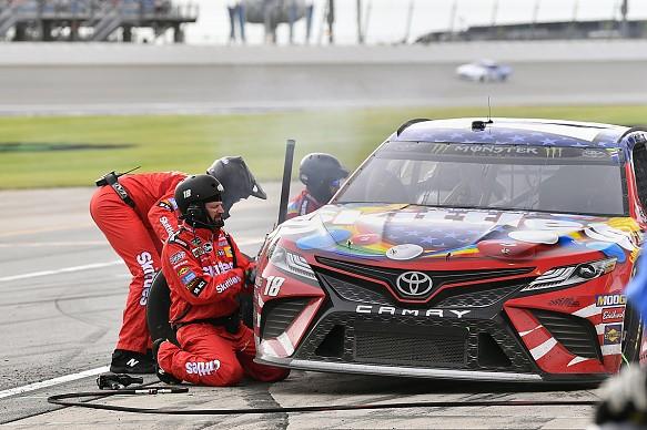 Kyle Busch NASCAR Chicago 2019