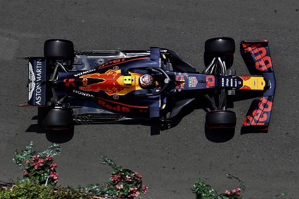 Pierre Gasly Red Bull Azerbaijan GP Baku 2019