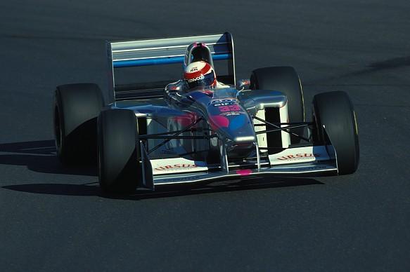 Paul Belmondo Pacific PR01 F1 1994