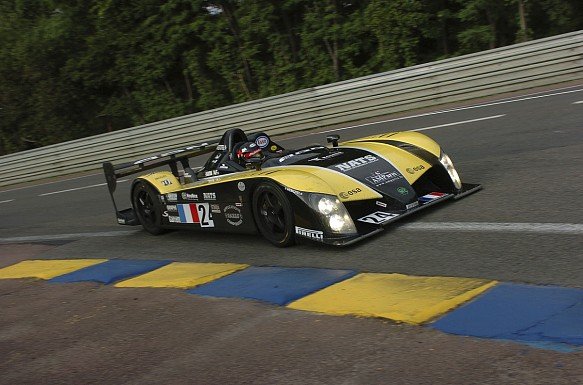 Welter Racing Le Mans 2005