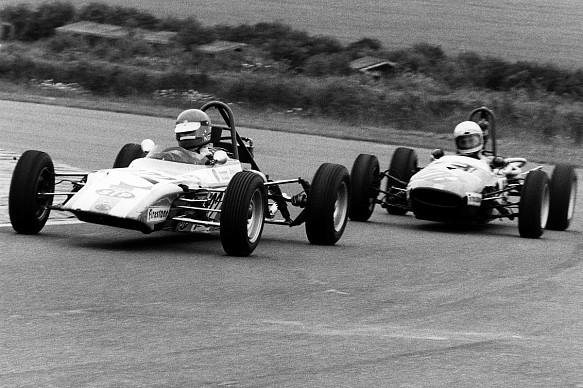 Tiff Needell 1972 Formula Ford Festival Snetterton
