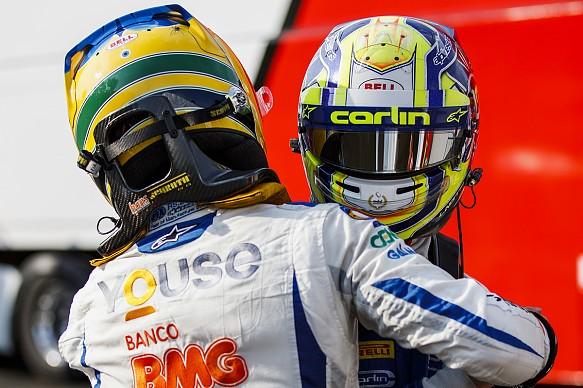 Norris Sette Camara F2 2018