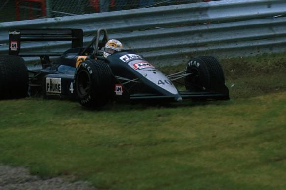 Gabriele Tarquini 1989