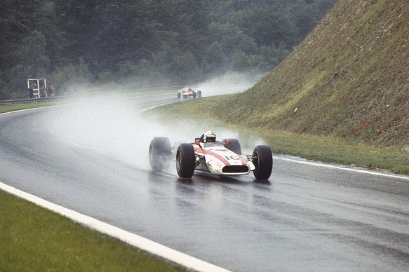John Surtees French GP 1968