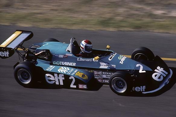 Eric Bernard Winfield Racing School