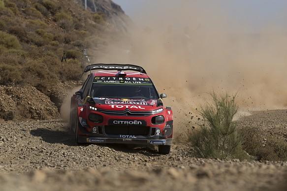 Citroen C3 WRC Rally Spain 2019
