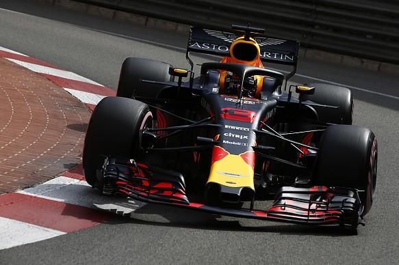 Daniel Ricciardo 2018 Monaco Grand Prix