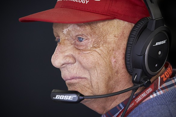 Niki Lauda 2018