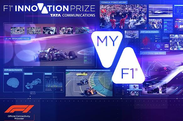 Tata F1 innovation prize