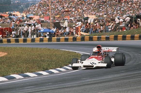 Niki Lauda BRM 1973