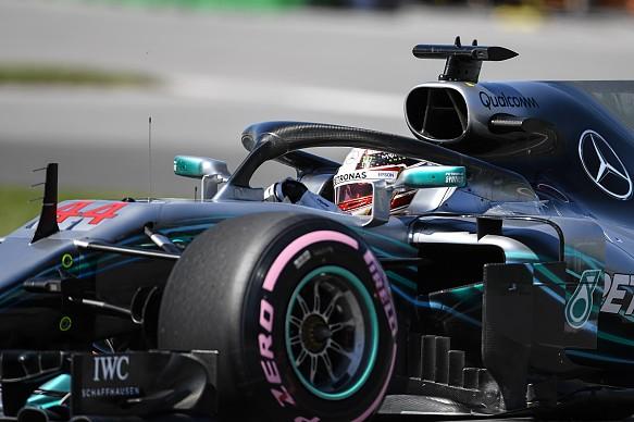 Lewis Hamilton Mercedes Canadian Grand Prix 2018