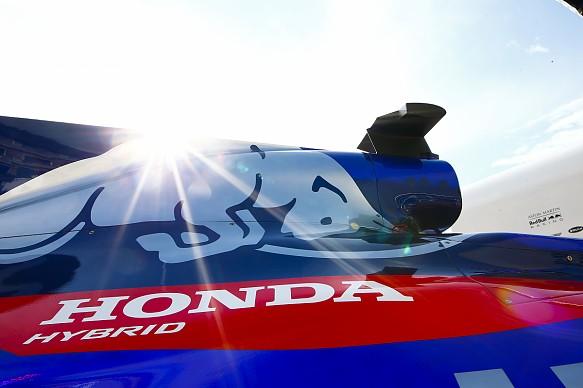 Toro Rosso F1 2019 logo