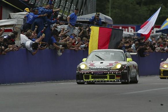 Stephane Ortelli 2003 Spa 24 Hours