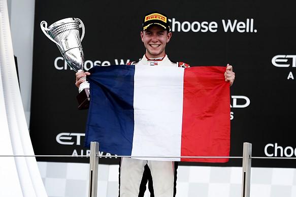 Hubert ART Abu Dhabi GP3 2019