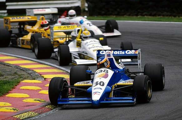 Martin Donnelly Brands Hatch 1988 Formula 3000