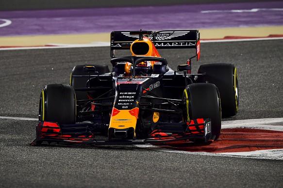 Verstappen Bahrain