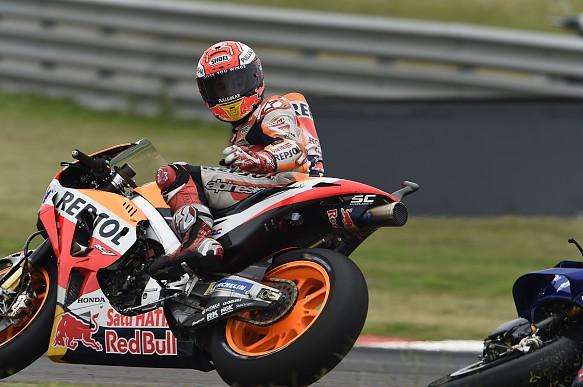 Marc Marquez Argentina MotoGP 2018