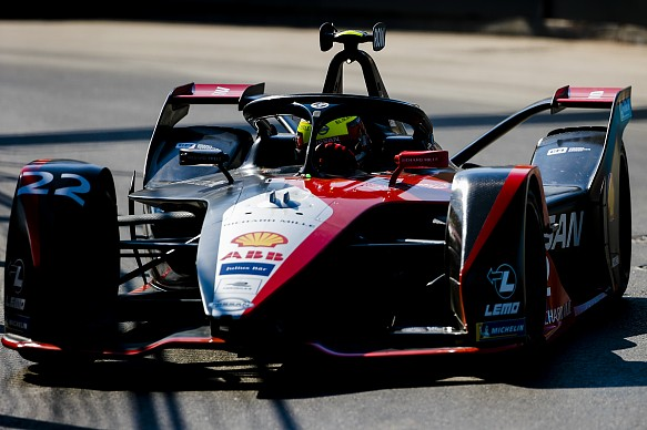 Oliver Rowland Nissan e.dams Diriyah Formula E 2019