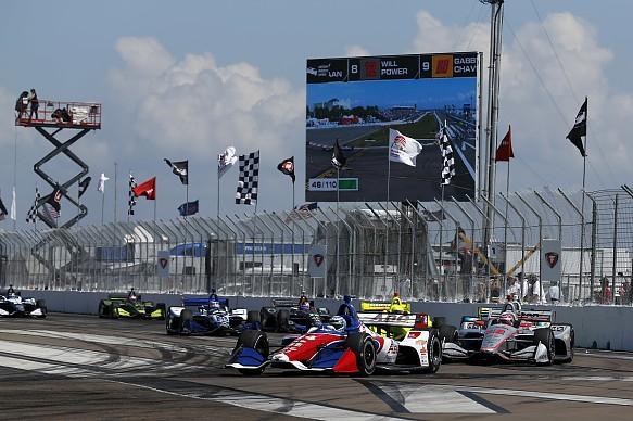 Tony Kanaan IndyCar 2018