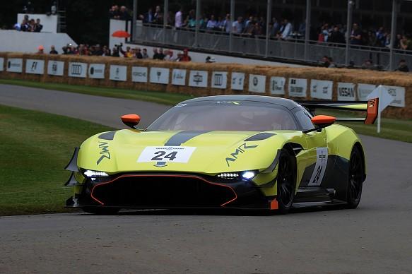 Aston Martin Vulcan Goodwood 2017