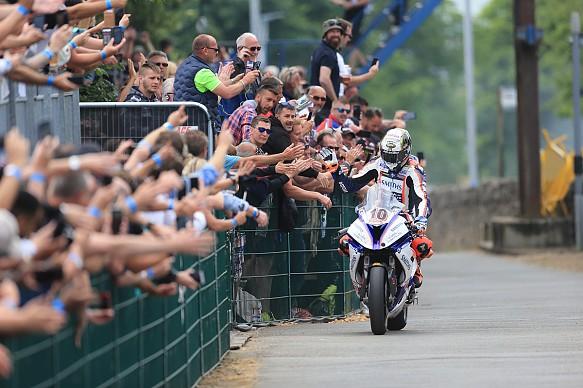 Peter Hickman Senior TT