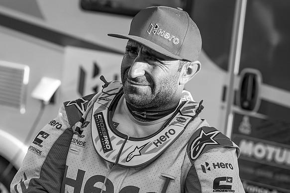 Paulo Goncalves Dakar 2020