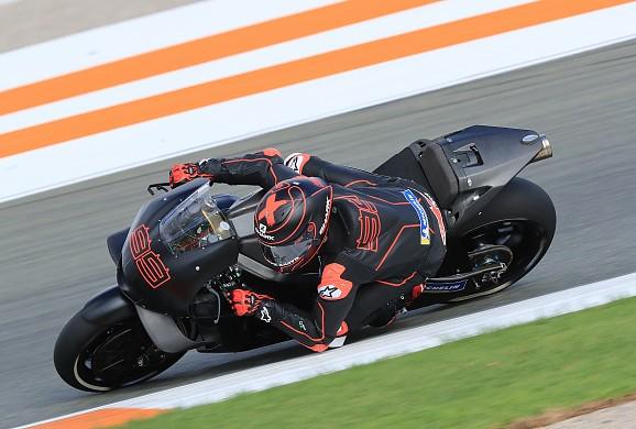 Jorge Lorenzo Honda MotoGP 2019