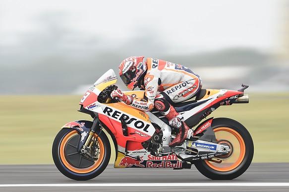 Marc Marquez Honda Argentina MotoGP 2018